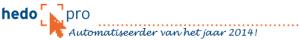 Hedo Pro, uitgeroepen tot de beste zakelijke dienstverlener van 2014 voor de provincie Noord Brabant!